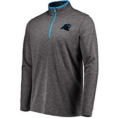 Men's Carolina Panthers Grid Tex Pullover