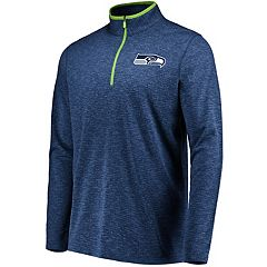 Men's Seattle Seahawks Grid Tex Pullover