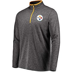 Men's Pittsburgh Steelers Grid Tex Pullover