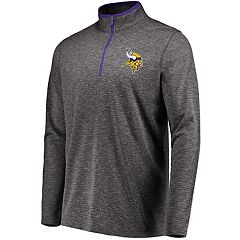 Men's Minnesota Vikings Grid Tex Pullover