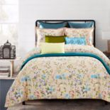 Everrouge Georgia 7-piece Duvet Cover Set