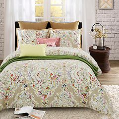 Everrouge Rosemary 7-piece Duvet Cover Set