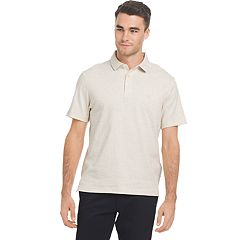Men's IZOD Classic-Fit Soft Touch Interlock Polo
