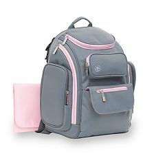 J Is For Jeep Places & Spaces Backpack Diaper Bag