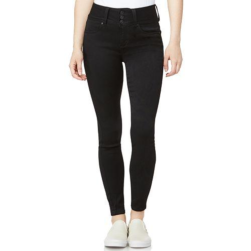 Juniors' Wallflower Sassy Skinny Jeans