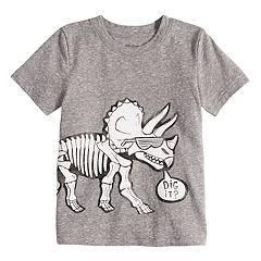 Toddler Boy Jumping Beans® 'Dig It' Dinosaur Graphic Tee