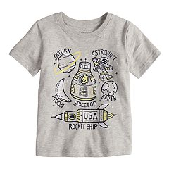 Toddler Boy Jumping Beans® Space Softest Graphic Tee