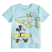 Disney's Mickey Mouse & Donald Duck Toddler Boy Graphic Tee by Jumping Beans®