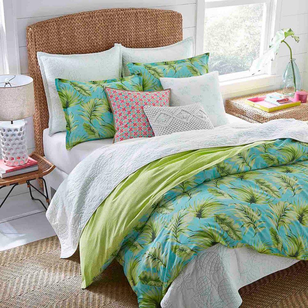 Nine Palms Palm Cove Duvet Cover Set