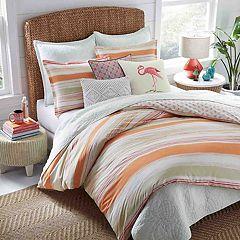 Nine Palms Waikiki Stripe Duvet Cover Set