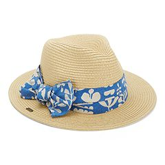 Women's Keds Floral Bow Fedora