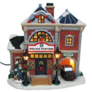 St. Nicholas Square® Village Police Station
