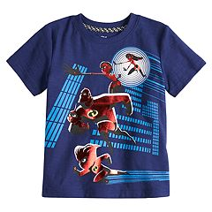 Disney / Pixar The Incredibles 2 Toddler Boy Family Foiled Graphic Tee by Jumping Beans®