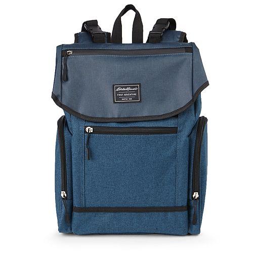 Eddie Bauer First Adventure Backpack Diaper Bag