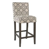 HomePop Parsons Bar Stool