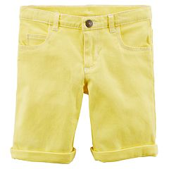 Girls 4-8 Carter's Woven Shorts
