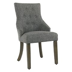 HomePop Tufted Dining Chair
