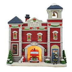 St. Nicholas Square® Village Fire Station