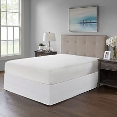 Madison Park Simple Fit Wrap Around Adjustable Bedskirt