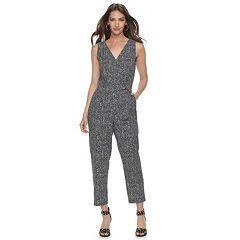 Women's Jennifer Lopez Crop Jumpsuit