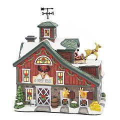 St. Nicholas Square® Village Reindeer Rescue