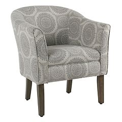 HomePop Tub Accent Chair