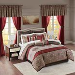 Madison Park Essentials Parker 24-piece Bedding Set