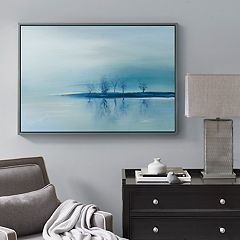 Madison Park Signature Stillness Framed Canvas Wall Art