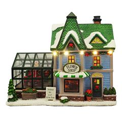 St. Nicholas Square® Village Flower Shop