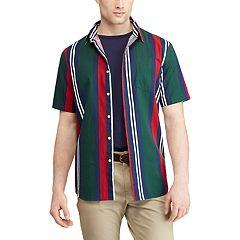 Men's Chaps Classic-Fit Heritage Striped Button-Down Shirt