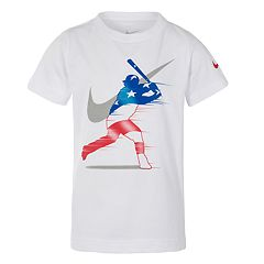 Boys 4-7 Nike Americana Baseball Batter Graphic Tee
