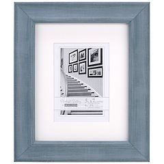 Malden Distressed Blue 5' x 7' Frame