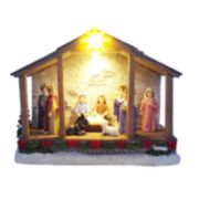 St. Nicholas Square® Village Outdoor Nativity Stage