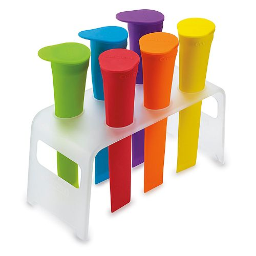 Cuisinart® 7-pc. Ice Pop Set with Tray