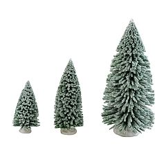St. Nicholas Square® Village Set of 3 Trees