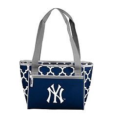 Logo Brand New York Yankees 16-Can Cooler Tote
