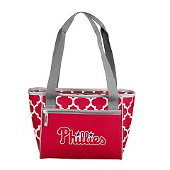 Logo Brand Philadelphia Phillies 16-Can Cooler Tote