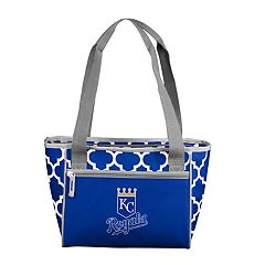 Logo Brand Kansas City Royals 16-Can Cooler Tote