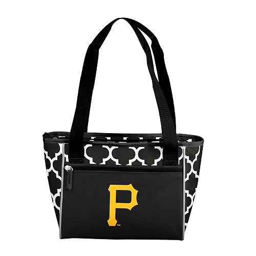 Logo Brand Pittsburgh Pirates 16-Can Cooler Tote