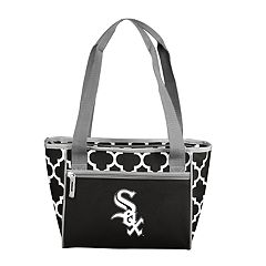 Logo Brand Chicago White Sox 16-Can Cooler Tote