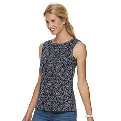 Women's Croft & Barrow® Essential Tank