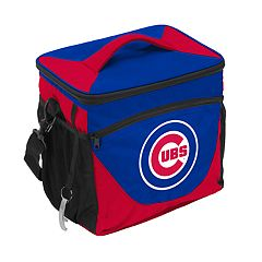 Logo Brand Chicago Cubs 24-Can Cooler Tote