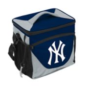 Logo Brand New York Yankees 24-Can Cooler Tote