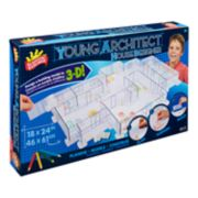 Young Architect House Designer by Scientific Explorer