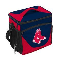 Logo Brand Boston Red Sox 24-Can Cooler Tote