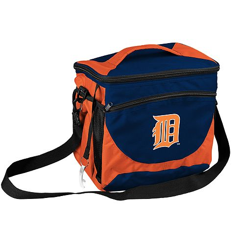 Logo Brand Detroit Tigers 24-Can Cooler Tote