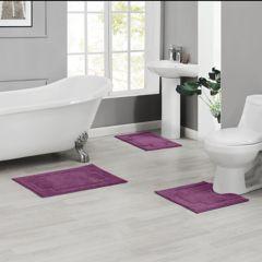 Purple Bath Rug Sets Bath Rugs Mats Bathroom Bed Bath Kohl S