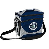 Logo Brand Seattle Mariners 24-Can Cooler Tote