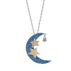 Artistique Swarovski Crystal Moon