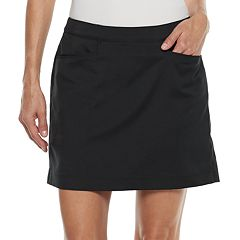 Women's Grand Slam Woven Golf Skort